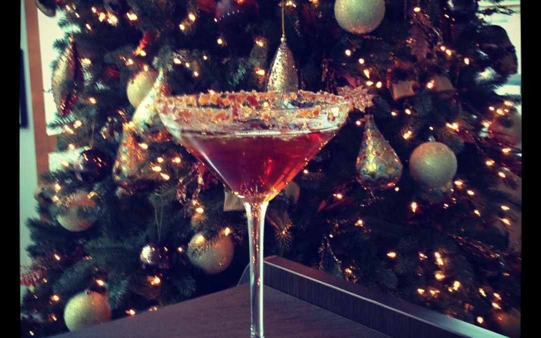 ORO's Fall Holiday Cocktail List