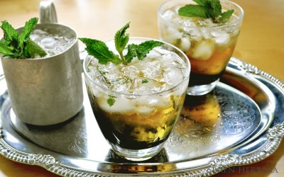 Kentucky Derby Mint Julep Dinner