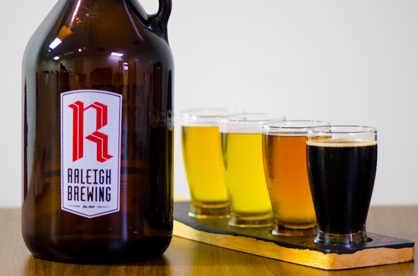 NC Beer Month – Beer Dinner Thursday, April 16
