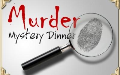 Murder Mystery Dinner – October 31, 2015
